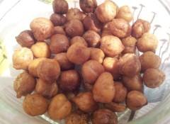roasted chickpeas
